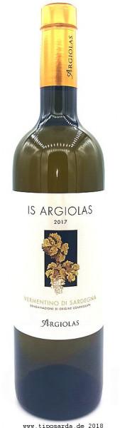 Is Argiolas DOC 2019