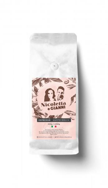 Nicoletta e Gianni Gusto Dolce Espresso