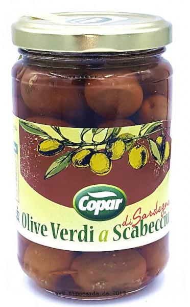Oliven scabecciu