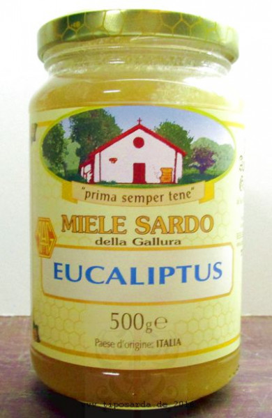 Mille sardo Eukalyptushonig