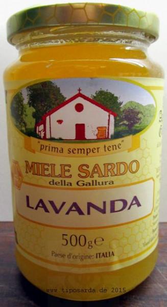 sardischer Lavendelhonig