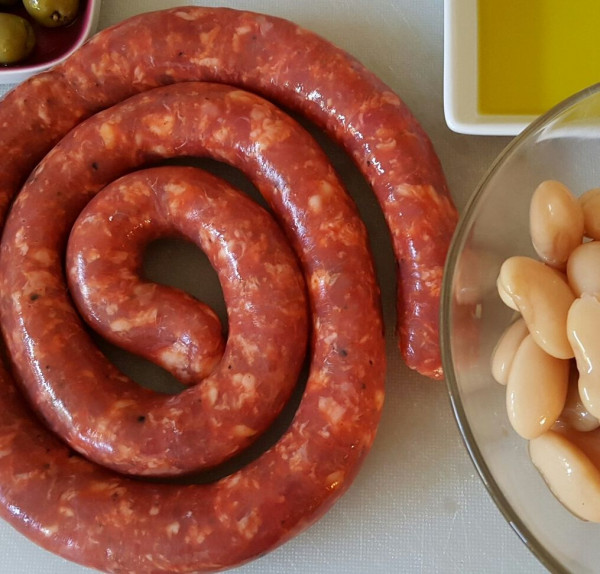 Salsiccia Fresca Fenchel 1,2kg