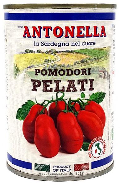 Antonella geschälte Tomaten 400gr