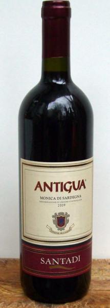 Antigua Monica di Sardegna