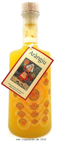 Arangiu - Orangenlikör