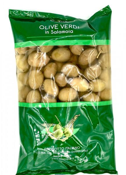 Olive verde - grüne Oliven