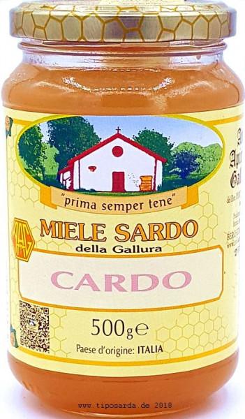 Distelhonig Sardinien tiposarda