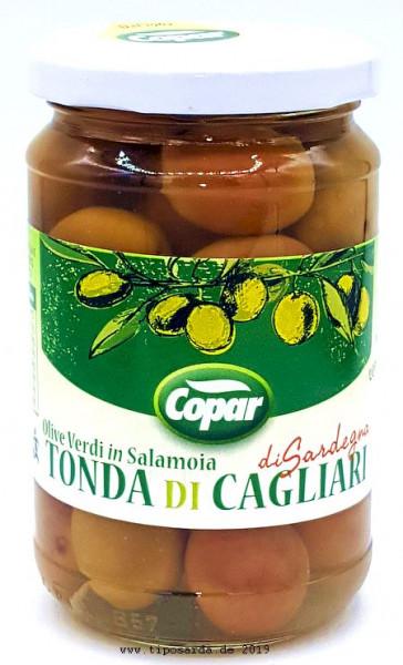 Oliven Tonda di Cagliari