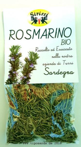 Rosmarin Gewürz Sardinien