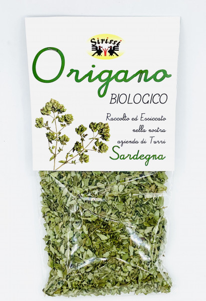 Oregano aus Sardinien