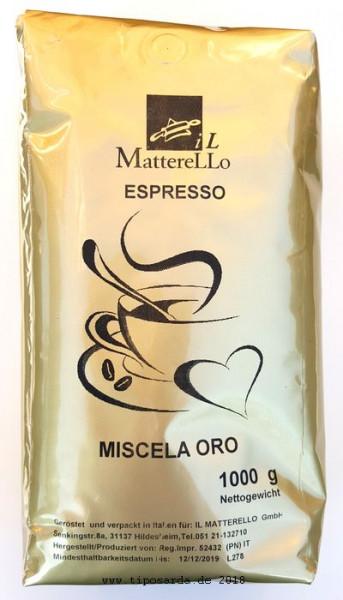 Espresso Miscela oro