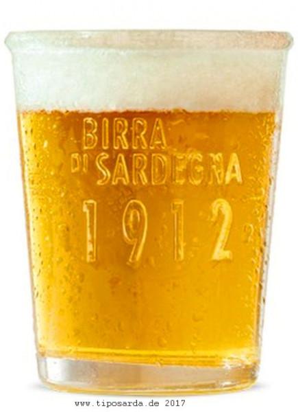 Ichnusa Bierglas