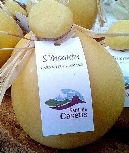 Casizolu sardischer Käse