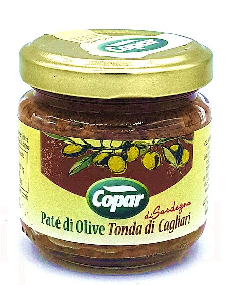 Patè Oliven Tonda di Cagliari