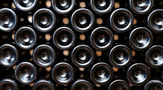 Flaschen-Dolianova