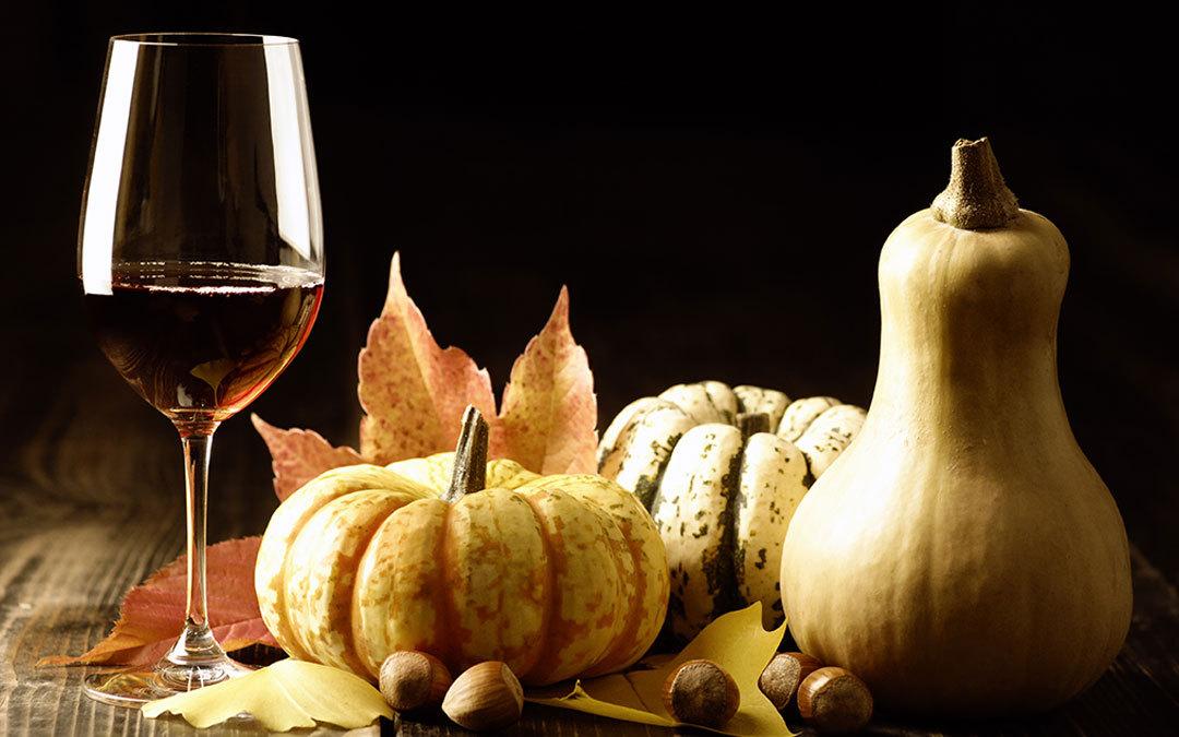 Cannonau mit Kürbis