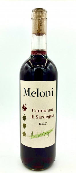 Meloni Cannonau di Sardegna DOC 2019