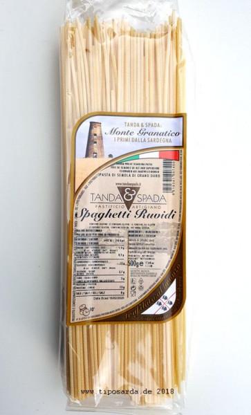 Spaghetti ruvidi