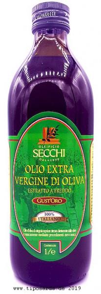 Olivenöl Gustoro Secchi