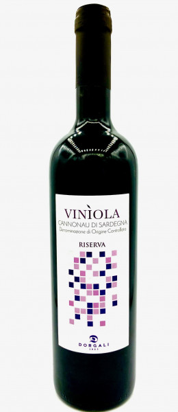Viniola Cannonau Riserva DOC 2015