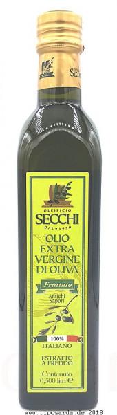 Secchi fruttato Olivenöl tiposarda
