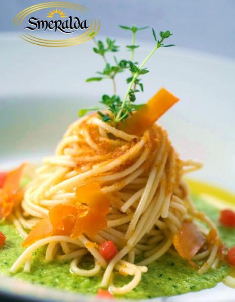 Spaghetti-Seeigelrogen