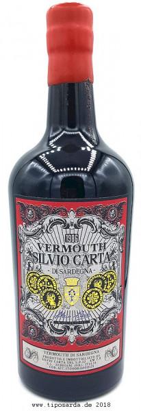 Vermouth Silvio Carta