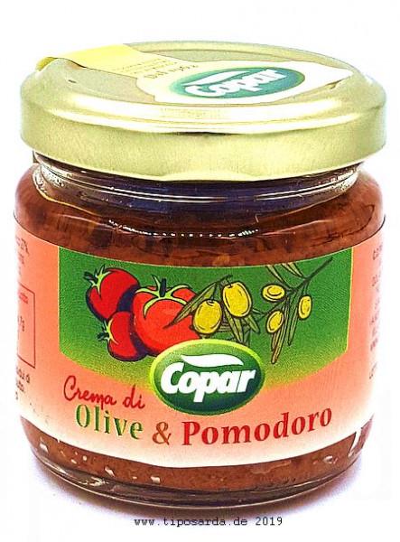 Crema Olive e Pomodori