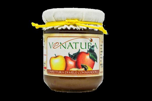 Apfel-Mandel Konfitüre