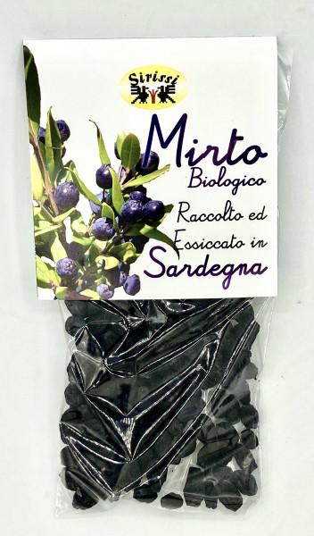Mirto ganze Beeren aus Sardinien