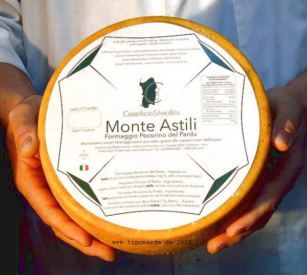 Monte Astili Pecorino