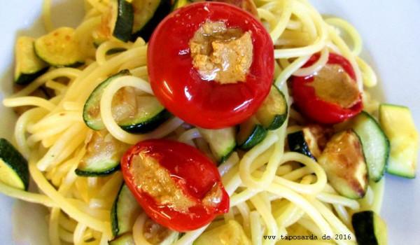 Spaghetti-peperoni