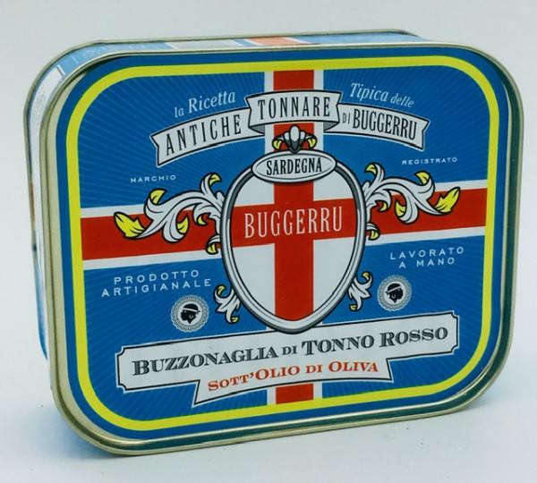 Roter Thunfisch in Olivenöl - Buzzonaglia