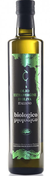 Olivenöl extra vergine biologico