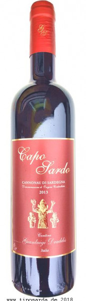 Capo Sardo Cannonau